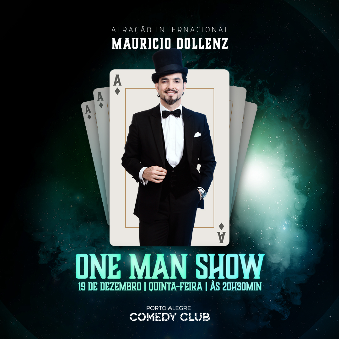 Maurício Dollenz - One Man Show
